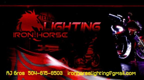 Iron Horse Lighting