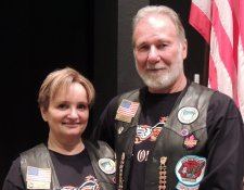 Chapter D - Jonesboro - Mary Jo & Keith Cooper